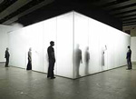 'Blind Light' by Anthony Gormley is great for spanking